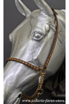arabian horse bronze showhalter