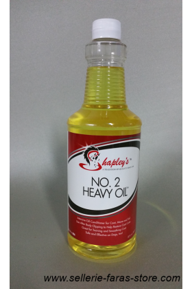 Shapley's  N°2 Heavy oil