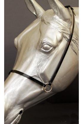 arabian horse biothane showhalter